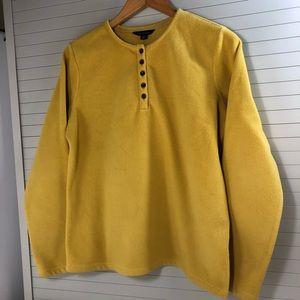 Lands' End Women's Fleece Pullover Sweater Sz. M
